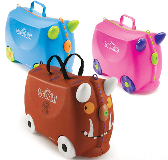Trunki-Luggage