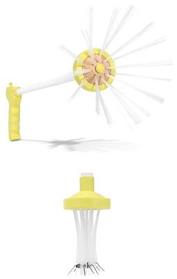 Lapač pavouků je praktická zbraň na arachnofóbii.