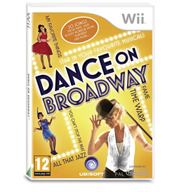 Dance on Broadway - hra pro Nintendo Wii