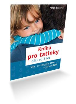 Kniha pro tatínky, nakladatelství Grada, 2010