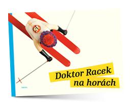 Doktor Racek na horách, nakladatelství Via Vestra - LABYRINT