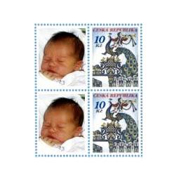 Posílejte Vaše zásilky s vlastními poštovními známkami